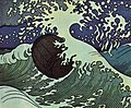 Barrel in the waves detail, Bilibin skazka (cropped).jpg