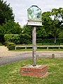 Bassingbourn village sign - geograph.org.uk - 1349350.jpg