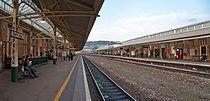 Bath Spa Railway Station, England - April 2009.jpg