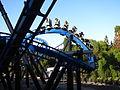 Batman The Ride Backwards at Six Flags Magic Mountain (13207920213).jpg