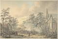 Battle Scene with Church at right MET DP800449.jpg