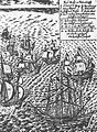 Battle of Oliwa 1627 King David.jpg