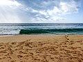 Beach on Fernando de Noronha Island - Strand (18967408598).jpg