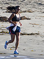 Beach runner in sports bra.jpg