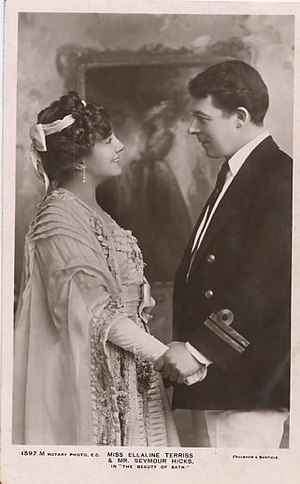 The Beauty of Bath - Hicks and Terriss as Betty and Dick