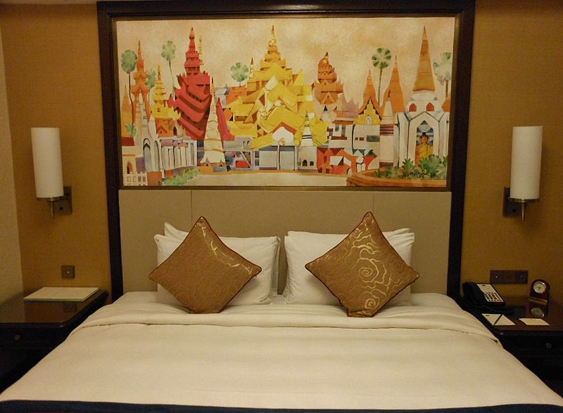 Traders Hotel In Yangon Room Rates