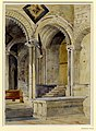 Bede's Tomb by Augustus Hare.jpg