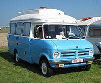 Bedford CF based Dormobile Debonaire ca 1980 Schaffen-Diest 2012.jpg
