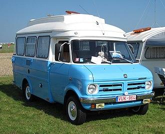 Bedford CF - Image: Bedford CF based Dormobile Debonaire ca 1980 Schaffen Diest 2012