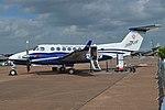 Beechcraft 350ER Super King Air 'N350ER' (35676498112).jpg
