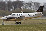 Beechcraft C90 King Air, Private JP6216131.jpg