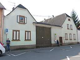 Schenkelstraße in Beindersheim