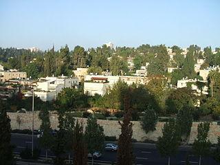 Beit HaKerem, Jerusalem
