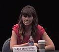 Bekah Brunstetter at 18th Annual Pacific Playwrights Festival in 2015.jpg