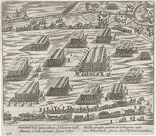 Siege of Coevorden (1593)