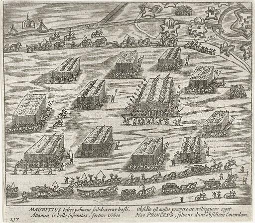 Beleg van Coevorden (1593-1594)
