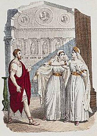 Norma (opera) - Domenico Donzelli, Giuditta Pasta, and Giulia Grisi (original cast)
