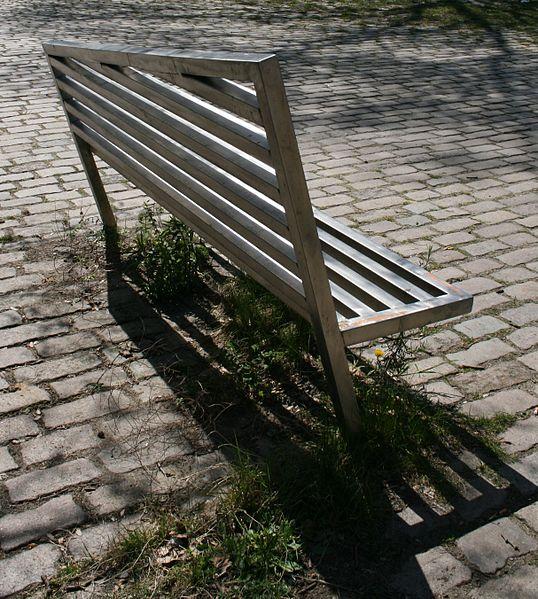 bench berlin