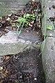 Benchmark on Laverstock Road steps - geograph.org.uk - 2681990.jpg