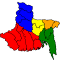 Bengal Regions Map with Divisions.png