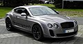 Bentley Continental Supersports – Frontansicht, 10. August 2011, Düsseldorf.jpg