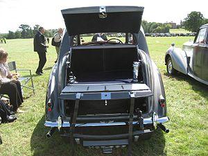 Harold Radford - Image: Bentley R type, Harold Radford RREC Annual Rally 2008 4854349826