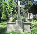 Berlin, Kreuzberg, Mehringdamm, Dreifaltigkeitsfriedhof I, Grab August zu Eulenburg.jpg