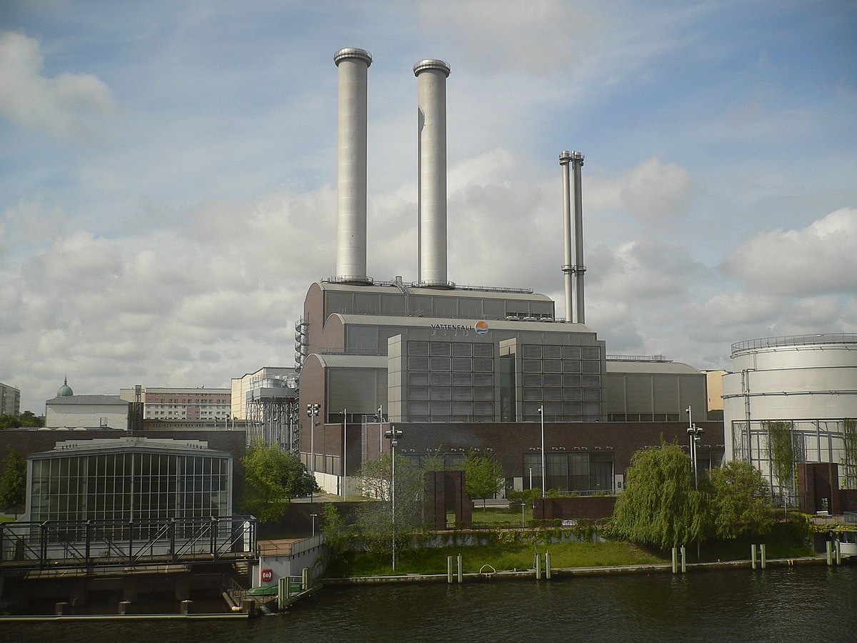 Heizkraftwerk – Wikipedia