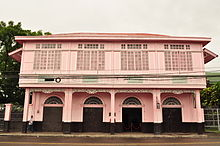 Bernandino Jalandoni Ancestral House, Silay City, Negros Occidental.JPG