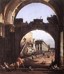 Capriccio with the Capitol
