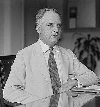Bert E. Haney - Haney in 1923