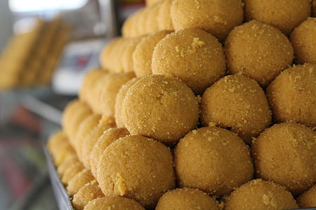 Besan ke laddoo Indian festivals hero.JPG