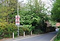 Beware Frogs and Ducks^ Kibbles Lane - geograph.org.uk - 1275105.jpg
