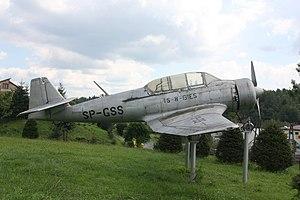 Bezmiechowa Dolna - PZL TS-8 01.jpg