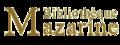 Bibliothèque Mazarine - Logo.png