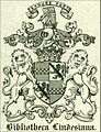 Bibliotheca Lindesiana book plate.jpg