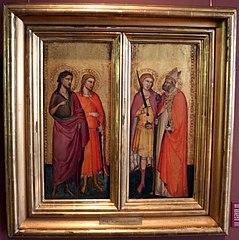 St. John the Baptist and the Saints Julianus, Zenobius and Michael