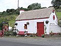 Biddy and Joe's Cottage, Cloghan, Co. Donegal - geograph.org.uk - 276641.jpg