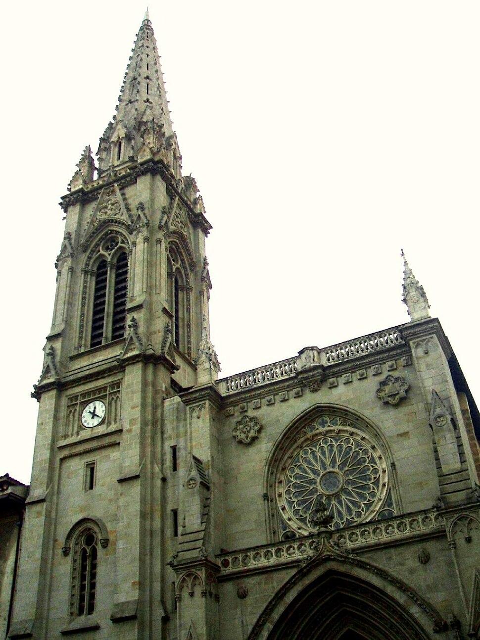 Bilbao - Catedral de Santiago 43