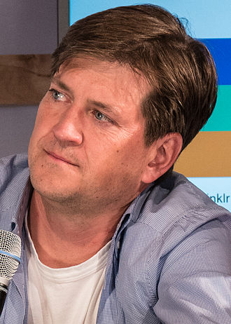 Bill Lawrence (TV producer) - Lawrence at SXSW 2015