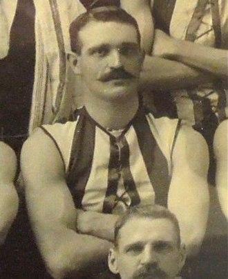 Bill McCulloch - McCulloch in 1901