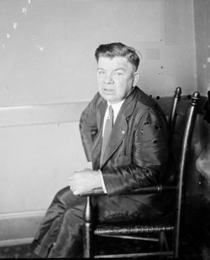 Billy Maharg - Image from Chicago Daily News negatives collection, Chicago History Museum.