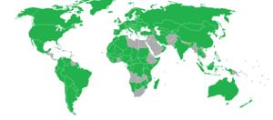 Sahip olan ülkeler biyometrik pasaporta geçen ülkeler