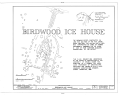 Birdwood Ice House, U.S. Route 250 West, Charlottesville, Charlottesville, VA HABS VA,2-CHAR.V,7A- (sheet 1 of 5).png