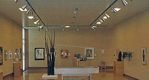 Lindsborg, Kansas - Birger Sandzén Memorial Gallery (2004)