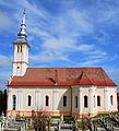 "Biserica ""Sf. Arhangheli""-Satulung -fatada Sud.JPG"