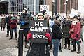 Black Lives Matter protest at a Vikings game (15347917824).jpg