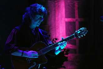 Amberian Dawn - Ritchie Blackmore is one of the prime influences to Amberian Dawn's music.