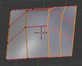 Blender267NURBSPatchSubdivideRowsOfPoints.png