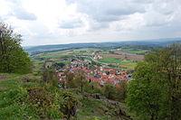 Blick vom Burgstall Tännesberg.JPG